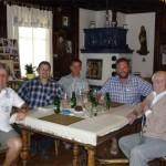 Besuch beim Martin Holzer
